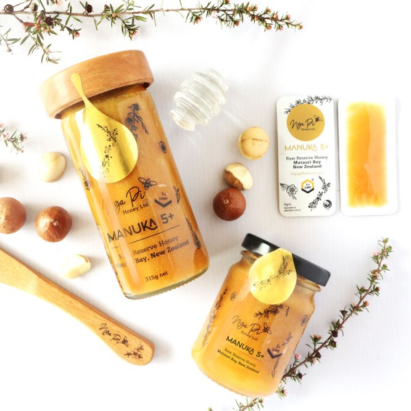 Nga Pi Honey New Zealand Honey