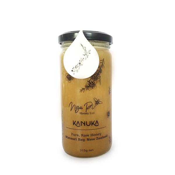 Nga Pi Honey New Zealand Kanuka