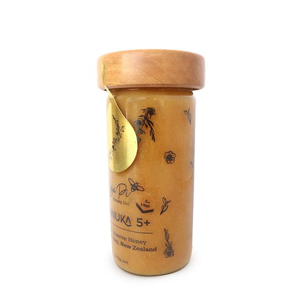Nga Pi Honey New Zealand Manuka UMF 5+