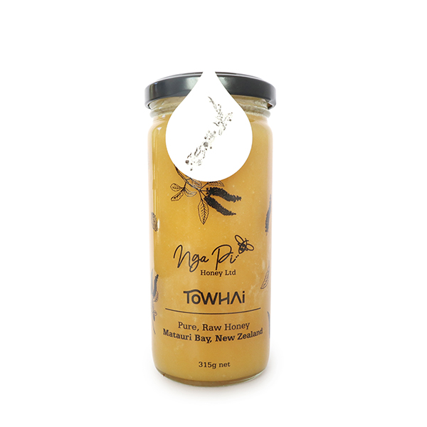 Nga Pi Honey New Zealand Towhai Honey